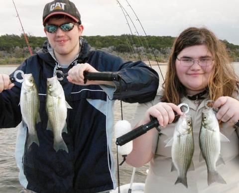 John s fishing strategy 37 fish 03 nov 2012 belton for Tpwd fishing reports