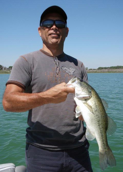 May 2009 fishing report for Lay lake fishing report