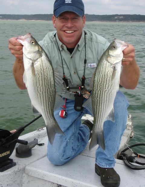 Belton lake fishing guide report 74 fish 14 nov 2011 for Belton lake fishing
