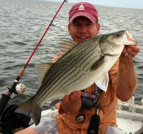 To tawakoni 2 lake records and a personal best hybrid for Lake tawakoni fishing guides