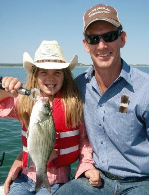 01 august 2011 fishing report for Texas parks and wildlife fishing report